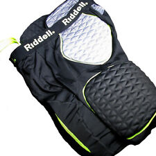 Riddell Power 5 Pad Compression Integrated Girdle Adult Small Black Gray Green