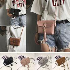 Fashion Women Small Bag Vintage Handbag Mini Messenger Tassel Shoulder Bags