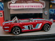 2010 Hot Wheels Multi Pack Exclusive TRIUMPH TR6☆Cherry Red☆ OH5~New loose