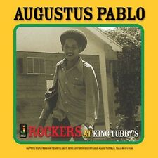 AUGUSTUS PABLO - Rockers At King Tubby's  NEW VINYL LP £10.99