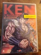 """DVD """" KEN IL GUERRIERO  - LA LEGGENDA DI HOKUTO """""""