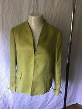 Jones New York Collection Green Jacket Women's 14
