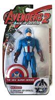 Avengers 3 Super Hero Captain America PVC Action Figure Toys Kids Doll 20 Cm