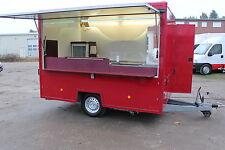 SEICO AE30-13W  • Verkaufsanhänger •Immbissanhänger•Verkaufswagen•Imbisswagen