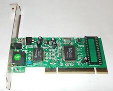 Realtek 1000Mbps Gigabit PCI Network Card- RTL8169SC