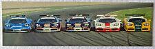 1996 Original McLaren F1 GTR Team/Class Photo Postcard Dealer Card BPR