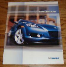 Original 2007 Mazda RX-8 Sales Brochure 07