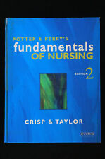 Crisp & Taylor - Potter & Perry's Fundamentals of Nursing HC 2nd Edition for aus