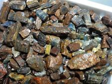 KYANITE CRYSTAL CHUNKS Wholesale One Pound Lot Gemstone Rough Gem Mix Brazil