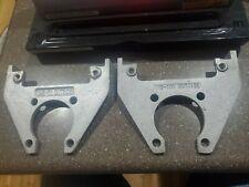 "Pair of KODIAK 10"" Disc Brake Caliper Bracket S.S. # CMB-101"