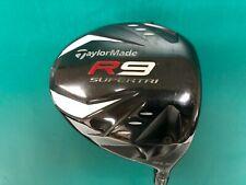 TaylorMade R9 SuperTri 10.5* Driver Xcaliber Pro T6 Stiff Flex
