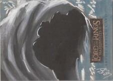 """Lord of the Rings Masterpieces II - Jim Kyle """"Ringwraith"""" Sketch Card (b)"""