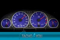 Tachoscheiben für BMW 300 kmh Tacho E46 Benzin M3 CARBON 3378 Tachoscheibe km/h