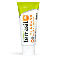 Terrasil® Itch, Rash & Pain Relief for Itching, Rash, Pain & Flaky, Cracked Skin