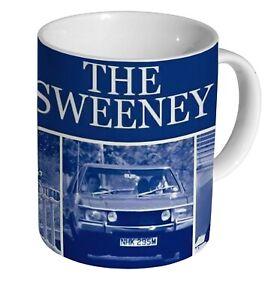 The Sweeney John Thaw TV Show Trio - Coffee Mug / Tea Cup