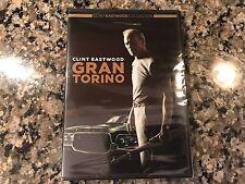 Grand Torino New Seal Dvd! 2008 Korean War Vet Drama! Mystic River Crash Focus