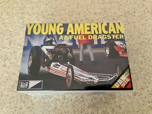 MPC Young American NHRA Top Fuel Dragster 1/25 scale