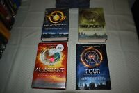 Divergent Series/Set Veronica Roth (ALL 1st Edition/First Printings,Insurgent)