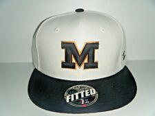 1f99e7d528996 MICHIGAN WOLVERINES NCAA Fitted Size 7 1 2 Hat Authentic New Cap