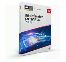 Bitdefender Antivirus Plus 2021 2021 1 PC 1 JAHR