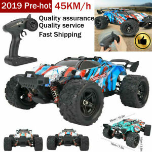 40+MPH 1:18 Scale RC Car 2.4G 4WD High Speed Fast Remote Controlled Large TRACK!