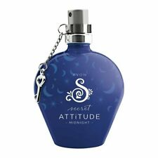 Avon Secret Attitude Midnight Eau de Toilette 50ml sealed