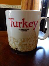 New Starbucks Coffee Collector Series Turkey Türkiye 16 fl oz Mug Original SKU
