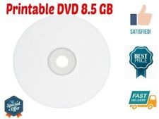 5 DVD+R DL Blank Discs 8.5Gb disk in Sleeves 8x Dual Layer