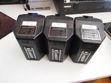 Lentequip batteries for Arriflex SR I II