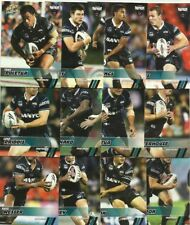 2008 NRL SELECT CHAMPIONS PENRITH PANTHERS TEAM SET 12 CARDS