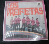 LOS PROFETAS -1971 SELF TITLED- INCLUDING 'LA MOVIDITA' MEXICAN LP CUMBIA