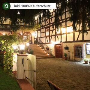 5 Tage Urlaub in Klingenberg im Spessart im Hotel Paradeismühle mit Frühstück