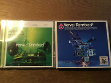 Verve Remixed 2 + Umixed 1 + 2  [3 CD]  Jaffa Tony Scott Gillespie Tjader Shepp