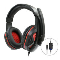 Game Headphone Wired Gaming Headset With Microphone.For Xbox/PS4/Switch/PC.