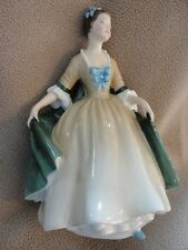 Royal Doulton Elegance Pretty Girl or Lady Figurine 1960 Vintage