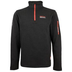 Ayrton Senna Sweater Mclaren 3 Times World Champion