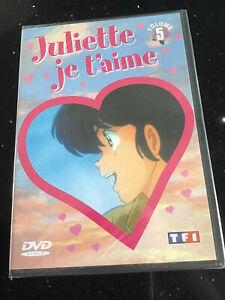 DVD «Juliette je t'aime Volume 5»