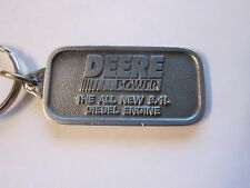 NEW John Deere Key Chain Power Systems 8.1L Diesel Engine 1994 LOTS More Listed!