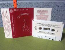 FISHERFOLK Cry Hosanna cassette tape Fill My Cup 1980 folk Charismatic Movement