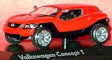VW Volkswagen Concept T 2004 rouge rouge 1:43 Norev