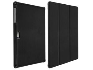 Microsoft Surface Go 10.1 Trifold Flip Stand Case, Slim Cover - Black
