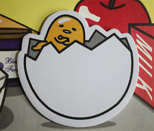 Sanrio Gudetama Lazy Egg Stick Marker Sticky Notes for Memo # Cracked Egg