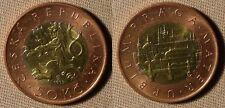 Czech Republic : 1993(L) 50 Kr BU  # 1  Stock Picture  IR1901