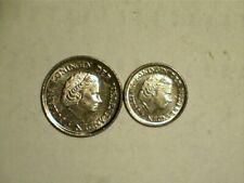1980 Netherlands 10, 25 Cent