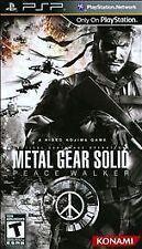 Metal Gear Solid: Peace Walker Greatest Hits Version (Sony PSP, 2010)