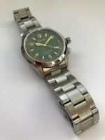 20mm CURVED STAINLESS STEEL OYSTER BRACELET fits SEIKO Alpinist SARB017 SARB013