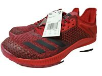 Adidas Originals Womens 5.5 Crazyflight X 2 Volleyball Shoes Red Black CP8902