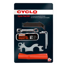 Cyclo Starter Cycle Tool Tyre Lever and Puncture Repair Kit