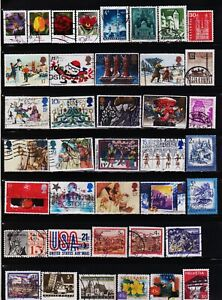 WORLDWIDE 300 DIFFERENT USED STAMPS COLLECTION LOT #K0403