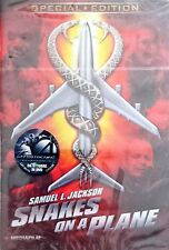 Snakes on a Plane (2006) DVD